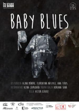 BabyBlues, o premiera teatrala bazata pe fapte reale