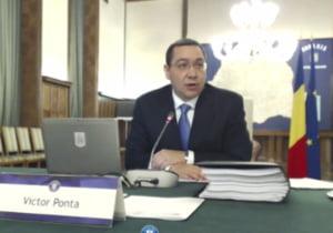Bacsisul, trecut pe bon si impozitat - Ponta: Sa nu obligam oamenii sa lucreze ilegal