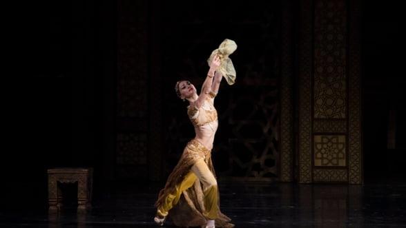 Baiadera, balet clasic, pe scena Operei Nationale Bucuresti