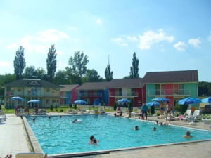Baile Felix: Aquapark si hotel de 50 mil euro