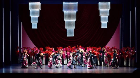 Bal Mascat de Giuseppe Verdi, reprezentatie in memoria tenorului Cornel Stavru pe scena Operei Nationale Bucuresti