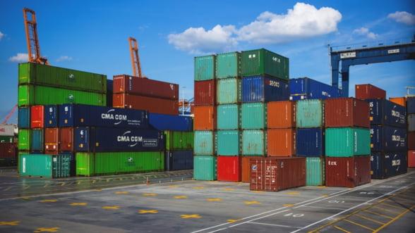 Balanta comerciala a Romaniei nu-si gaseste echilibrul: Importurile au atarnat mai greu in 2017, exporturile au crescut modest