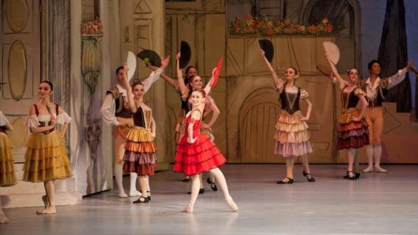 """Baletul """"Don Quijote"""", pe scena Operei Nationale Bucuresti"""