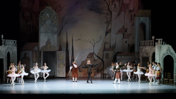 Baletul Don Quijote, pe scena Operei Nationale Bucuresti