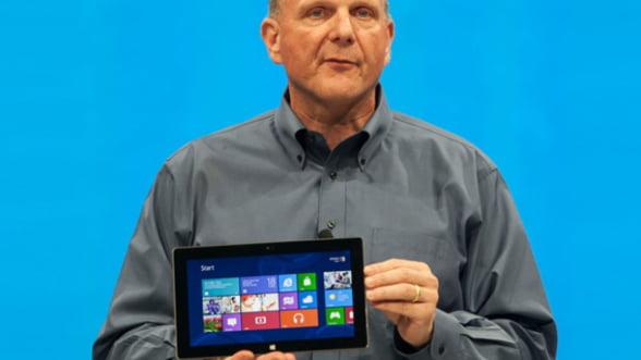 Ballmer, Microsoft: Android este salbatic, Apple este prea inchis