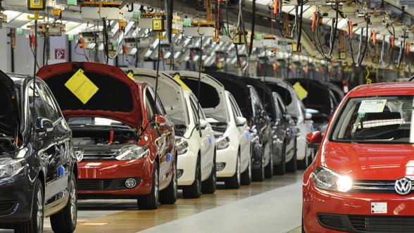 Balon de oxigen pentru industria auto din Europa. Vanzarile au atins un nivel record pentru ultimii 10 ani