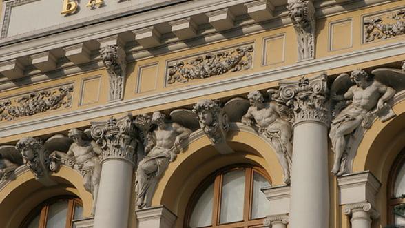 Banca Centrala a Rusiei mentine dobanda cheie la 8%