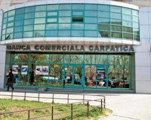 Banca Comerciala Carpatica, pierderi de 115 milioane de lei