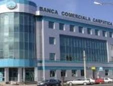Banca Comerciala Carpatica si-a adancit pierderile de peste sapte ori in 2010