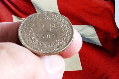 Banca Elvetiei se teme ca un razboi comercial ar duce la o apreciere a francului