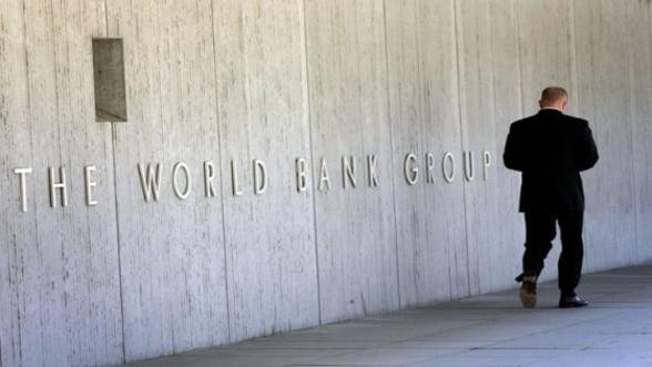 Banca Mondiala scade puternic prognoza de crestere economica pentru Romania in 2013