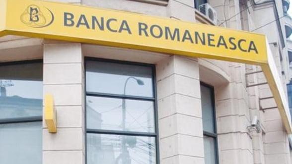 Banca Romaneasca a emis o scrisoare de garantie de peste 81 milioane lei in favoarea Romgaz Medias