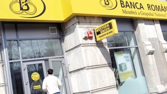 Banca Romaneasca acorda finantare companiilor prin intermediul RisCo