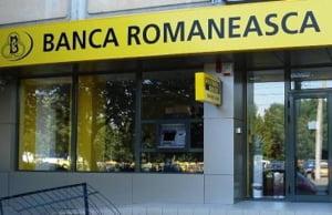 Banca Romaneasca mizeaza pe un profit brut de 56,9 milioane lei in 2008