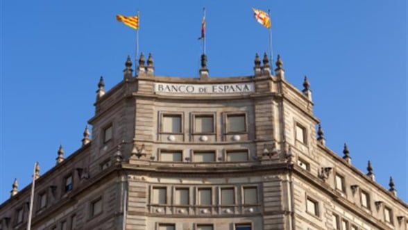 Banca Spaniei: Sunt necesare masuri suplimentare pentru reducerea deficitului