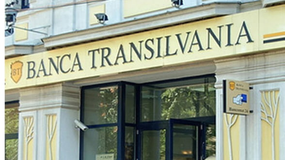 Banca Transilvania, mai profitabila decat BCR sau BRD