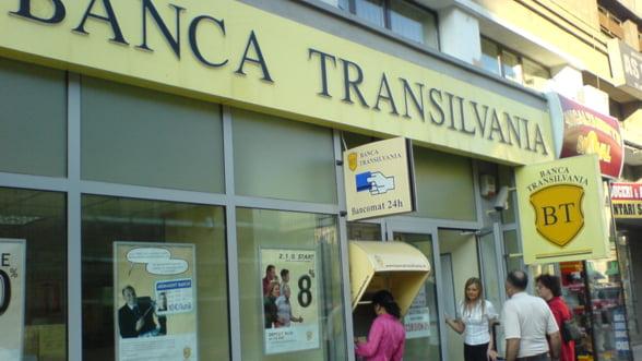 Banca Transilvania deschide o sucursala la Roma si inchide operatiunile din Cipru
