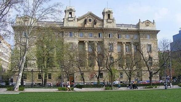 Banca Ungariei a luat mai multe masuri anticriza decat Romania