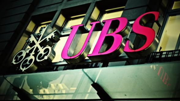 Banca elvetiana UBS, investigata pentru spalare de bani si crima organizata