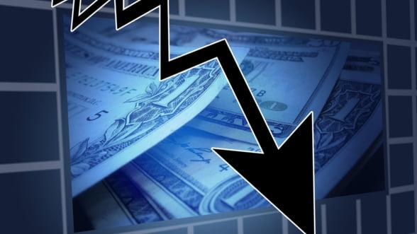 Bancherii avertizeaza: Ne aflam la inceputul unei recesiuni globale