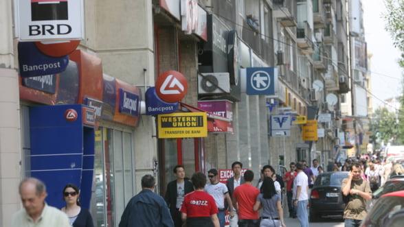 Bancile au avut pierderi de 100 de milioane euro in 2011