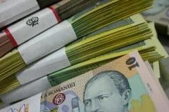 Bancile au facut in iulie depozite de o zi la BNR de 35,3 mld. lei