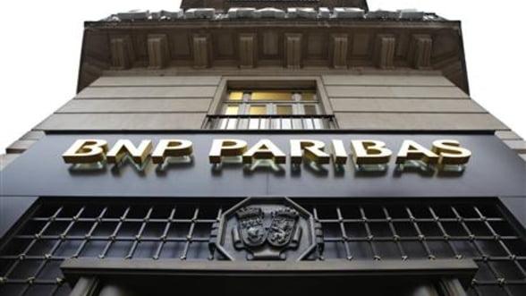 Bancile franceze reduc finantarea catre sucursalele din sudul Europei
