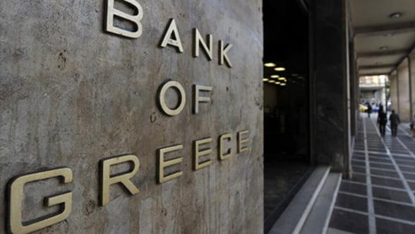 Bancile grecesti vor anunta rezultatele din S1 in octombrie
