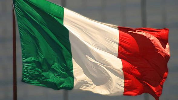 Bancile italiene pica sub secera Moody's
