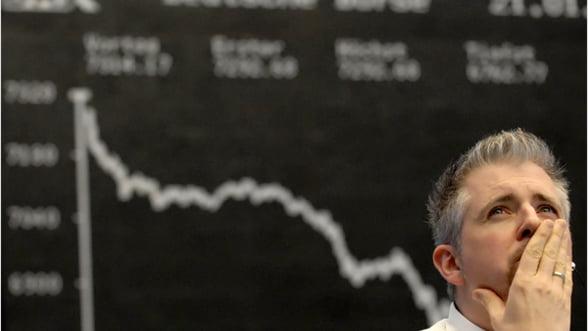 Bancile nationale doar au tras de timp. Adevarata criza abia urmeaza - economist
