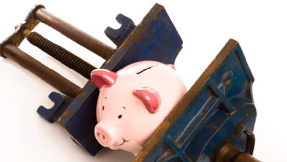 Bancile s-au lacomit, iar acum cauta solutii sa iasa din criza