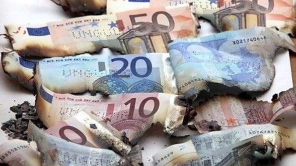 Bancile se roaga ca Europa sa nu intre in faliment