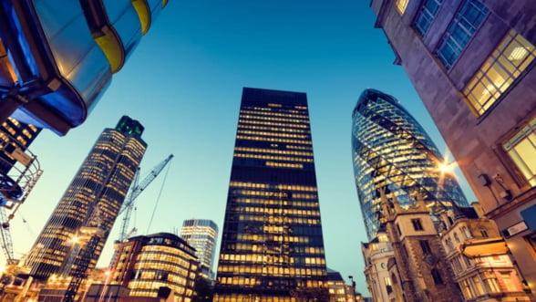 Bancile sunt dezamagite de evolutia sectorului real estate din Marea Britanie