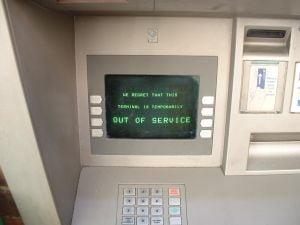 Bancomatele si POS-urile CEC nu vor functiona de vineri seara pana duminica