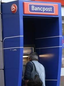 Bancpost a instalat 11 bancomate in statiile de metrou din Bucuresti