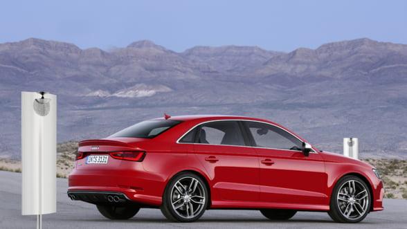 Bang & Olufsen monteaza 14 boxe pe noul Audi A3. Da-le mai tare!