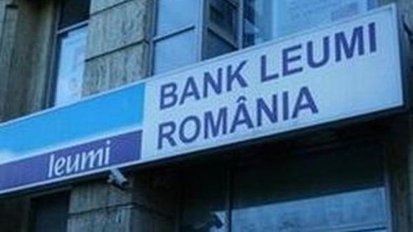 Bank Leumi: Profit net de 6,7 mil lei in primul trimestru