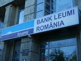 Bank Leumi Romania, pierderi de 53 mil. lei in 2010