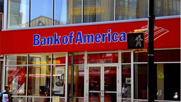 Bank of America: Profit de 2,46 mld. de dolari in T2