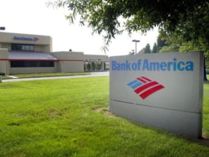 Bank of America s-ar putea confrunta cu pierderi de 6,5 miliarde dolari