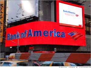 Bank of America si Merrill Lynch fuzioneaza in cea mai mare banca din SUA