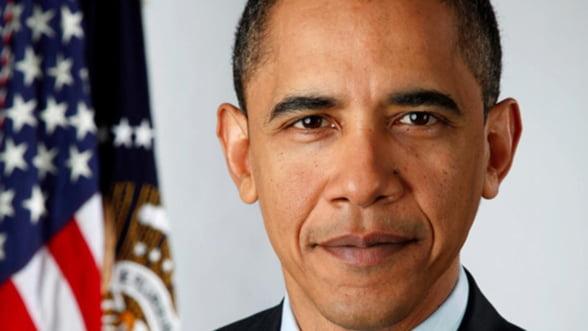 Barack Obama a depus juramantul pentru noul mandat