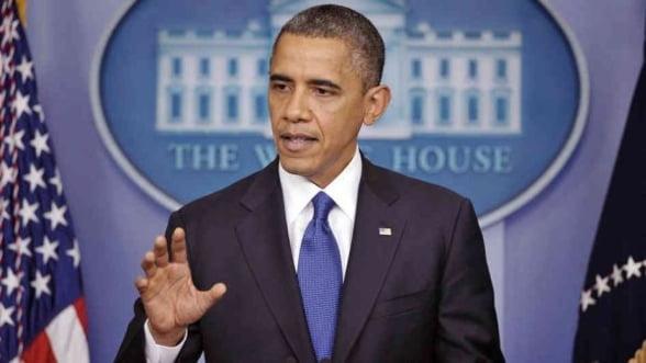 "Barack Obama indeamna Congresul sa puna capat taierilor bugetare"" idioate"""