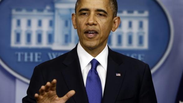 Barack Obama vrea o zona de liber-schimb UE-SUA