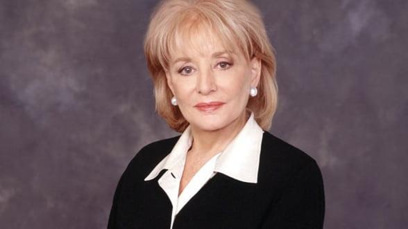 Barbara Walters se retrage din jurnalism in 2014