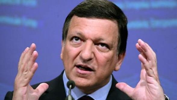 Barroso: Europa are nevoie de crestere economica
