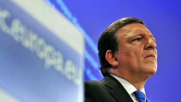 Barroso: Restructurarea companiilor de stat si fondurile europene, problemele Romaniei