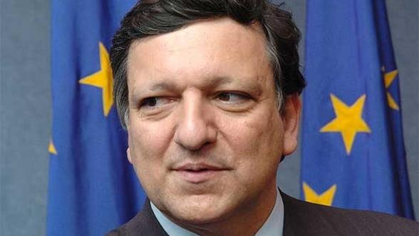 Barroso: UE ar trebui sa aiba un buget comun, o uniune bancara si politica