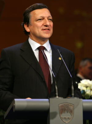 Barroso: Uniunea Europeana, intr-o criza fara precedent