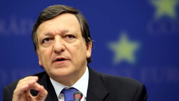 Barroso indeamna statele UE sa raspunda impreuna amenintarilor Rusiei privind livrarile de gaze